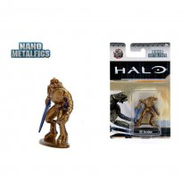 Boneco The Arbiter MS12 - Halo - Nano Metalfigs - Jada Toys