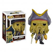 Imagem - Boneco Davy Jones - Piratas do Caribe - Pop! 174 - Funko