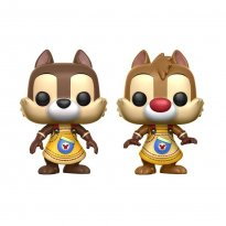 Imagem - Pack c/ 2 Bonecos - Chip and Dale (Tico e Teco) - Disney Kingdom Hearts - Pop! 2 - Funko