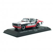 Imagem - Miniatura Carro Chevrolet Opala - Stock Car - Affonso Giaffone Junior #26 - Orloff (1981) - 1:43 - Ixo