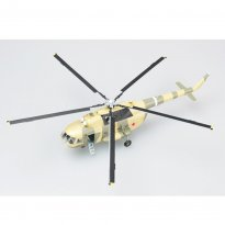 Imagem - Miniatura Helicóptero Mi-8 Hip-C - Russian Air Force - 1:72 - Easy Model