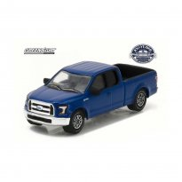Imagem - Ford: F-150 (2016) - Azul - 100 Years - 1:64 - Greenlight