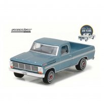 Imagem - Ford: F-100 (1967) - Ford Trucks 100 Years - 1:64 - Greenlight