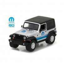 Imagem - Miniatura Carro Jeep Wrangler (2015) - Mopar 80 Years - 1:64 - Greenlight