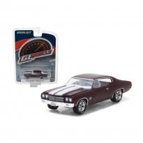 Miniatura Carro Chevrolet Chevelle SS (1970) - GL Muscle - Série 19 - 1:64 - Greenlight