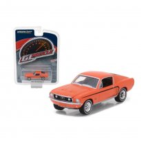 Imagem - Ford: Mustang GT (1968) - GL Muscle - Série 19 - 1:64 - Greenlight