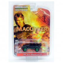 Imagem - Jeep: Wrangler YJ (1987) - MacGyver - 1:64 - Greenlight (Chase/ Green Machine)
