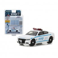 Imagem - Miniatura Carro Dodge Charger Pursuit (2017) - NYPD - 1:64 - Greenlight