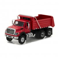 Imagem - Miniatura Caminhão International WorkStar Construction Dump (2017) - SD Trucks - Série 1 - 1:64 - Greenlight