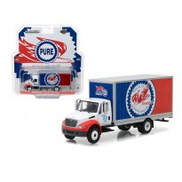 Imagem - Miniatura Caminhão International Durastar Box Truck - Pure - HD Trucks 11 - 1:64 - Greenlight