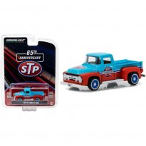 Imagem - Miniatura Pìcape Ford F100 (1954) - STP 65th Anniversary - 1:64 - Greenlight