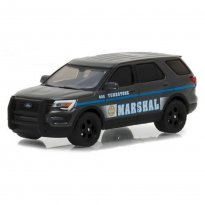 Imagem - Miniatura Carro Ford Interceptor Utility (2016) - Hot Pursuit - Série 26 - 1:64 - Greenlight