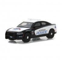 Imagem - Miniatura Carro Dodge Charger Pursuit (2017) - Hot Pursuit - Série 26 - 1:64 - Greenlight