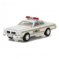 Imagem - Miniatura Carro Dodge Monaco (1978) - Hot Pursuit - Série 25 - 1:64 - Greenlight