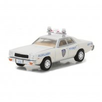 Imagem - Miniatura Carro Plymouth Fury (1977) - Hot Pursuit - Série 25 - 1:64 - Greenlight