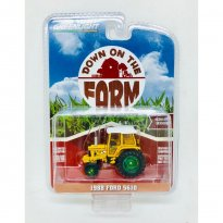 Imagem - Miniatura Trator Agrícola Ford 5610 (1988) Down On The Farm - 1:64 - Greenlight (Chase / Green Machine)