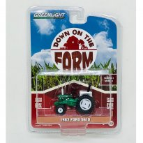 Imagem - Miniatura Trator Agrícola Ford 5610 (1982) - Down On The Farm - 1:64 - Greenlight (Chase / Green Machine)