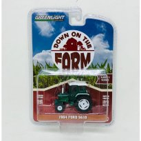 Imagem - Miniatura Trator Agrícola - Ford 5610 (1984) - Down On The Farm - Serie 2 - 1:64 - Greenlight (Chase / Green Machine)