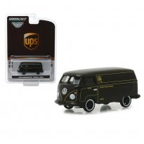 Imagem - Miniatura Carro Volkswagen Panel Van / Kombi - UPS - 1:64 - Greenlight Collectibles
