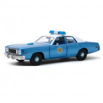 Imagem - Miniatura Carro Plymouth Fury (1975) - Arkansas State Police - Smokey And The Bandit - 1:24 - Greenlight Collectibles