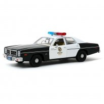 Imagem - Miniatura Carro Dodge Monaco (1977) - The Terminator (Exterminador do Futuro) - 1:24 - Greenlight Collectibles