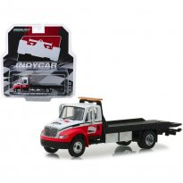 Imagem - Miniatura Caminhão International Durastar Flatbed - Indycar - 1:64 - Greenlight Collectibles