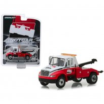 Imagem - Miniatura Caminhão International Durastar Tow Truck - Indycar - 1:64 - Greenlight Collectibles