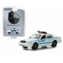 Imagem - Miniatura Carro Ford Crown Victoria Police Interceptor (2003) - NYPD - Quântico - Série 23 - 1:64 - Greenlight Collectibles