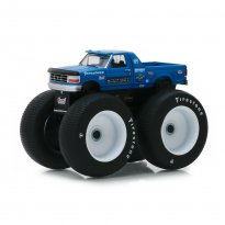 Imagem - Miniatura Carro Ford F-250 (1996) - Bigfoot - Kings Of Crunch - Série 4 - 1:64 - Greenlight