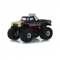 Imagem - Miniatura Carro Ford F-250 (1975) - Earthquake - Kings Of Crunch - Série 4 - 1:64 - Greenlight