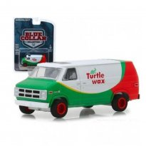 Imagem - Miniatura Carro GMC Vandura (1983) - Blue Collar Collection - Série 5 - 1:64 - Greenlight