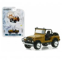Imagem - Miniatura Carro Jeep CJ-7 Jamboree (1982) - 30th Anniversary - 1:64 - Greenlight