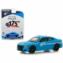 Imagem - Miniatura Carro Dodge Charger Pursuit (2018) - Montréal Police - 175th Anivversary - 1:64 - Greenlight