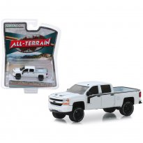 Imagem - Miniatura Picape Chevrolet Silverado Rally 2 (2017) - All Terrain - Série 8 - 1:64 - Greenlight