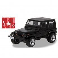 Imagem - Miniatura Carro Jeep Wrangler YJ (1987) - Patriots Games - Hollywood - Série 13 - 1:64 - Greenlight