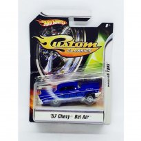 Imagem - Miniatura Carro Chevrolet Bel Air (1957) - Custom Classics - 1:50 - Hot Wheels