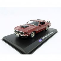 Imagem - Ford: Mustang Boss 429 (1969) - 1:38 - Unique Replicas