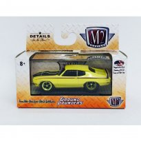 Imagem - Miniatura Carro Buick GSX (1970) Amarelo - Ground Pounders - 1:64 - M2 Machines (Chase)