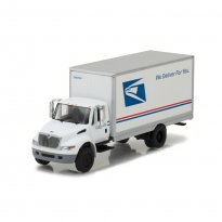 Imagem - USPS: International Durastar Box Truck - United States Postal Service - HD Trucks 9 - 1:64 - Greenlight