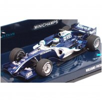 Imagem - Williams F1 Team: FW28 (2006) - Nico Rosberg - 1:43 - Minichamps
