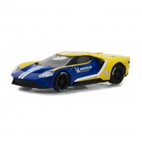 Imagem - Miniatura Carro - Ford GT (2017) - Michelin - 1:64 - Greenlight