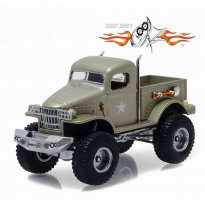 Imagem - Miniatura Carro Military 1/2 Ton 4x4 (1941) - Stacey David's Gearz - Hollywood - Série 15 - 1:64 - Greenlight