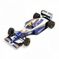 Imagem - Williams: Renault FW 16 (1994) - #2 Ayrton Senna - 1:18 - Minichamps