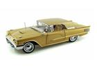 Ford: Thunderbird Hard Top (1960) - Dourado - 1:18