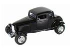 Imagem - Miniatura Carro Ford Five-Window Coupe (1932) - Preto - 1:18 - Motor Max