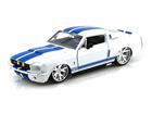 Ford: Shelby GT-500 (1967) - Azul/Bra - Bigtime Muscle - 1:24