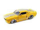 Ford: Shelby GT 500 (1967) - Amarelo - 1:24