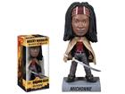 Imagem - Boneco Michonne (The Walking Dead) - Wacky Wobbler Bobble Head - Funko