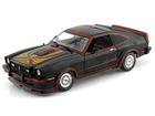 Imagem - Miniatura Carro Ford Mustang II King Cobra (1978) - Preto - 1:18 - Greenlight