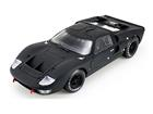 Imagem - Miniatura Carro Ford GT40 Mark II Custom (1966) - Preto Fosco - 1:18 - Shelby Collectibles